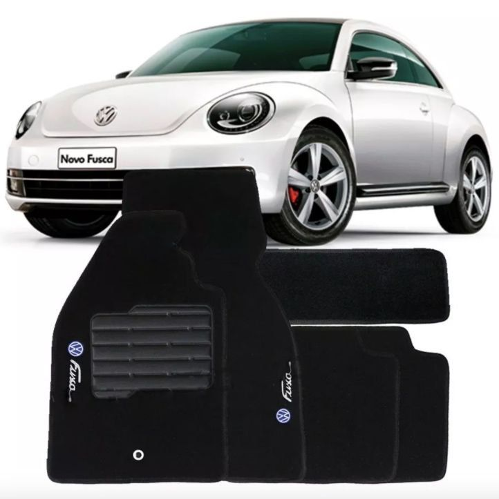 Tapete Carpete Tevic Volkswagen Fusca 2013 14