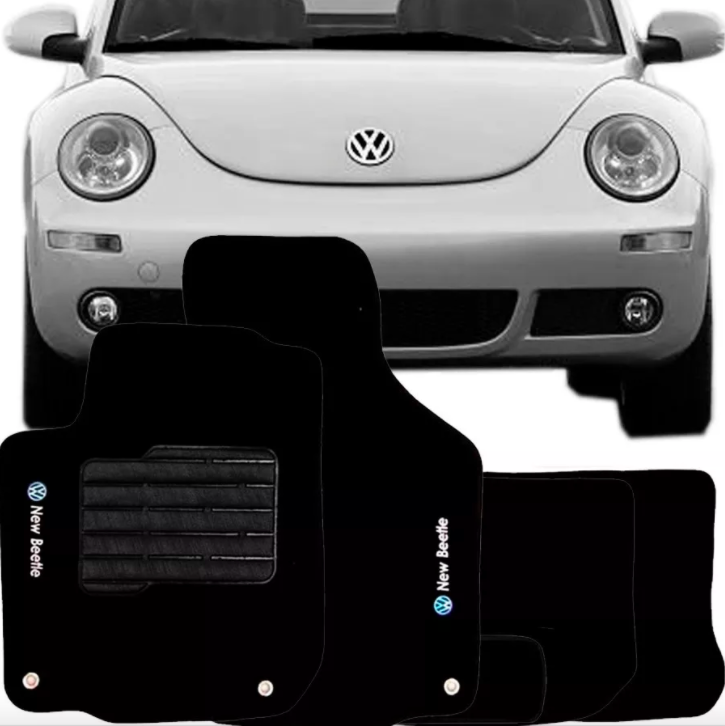 Tapete Carpete Tevic Volkswagen New Beetle