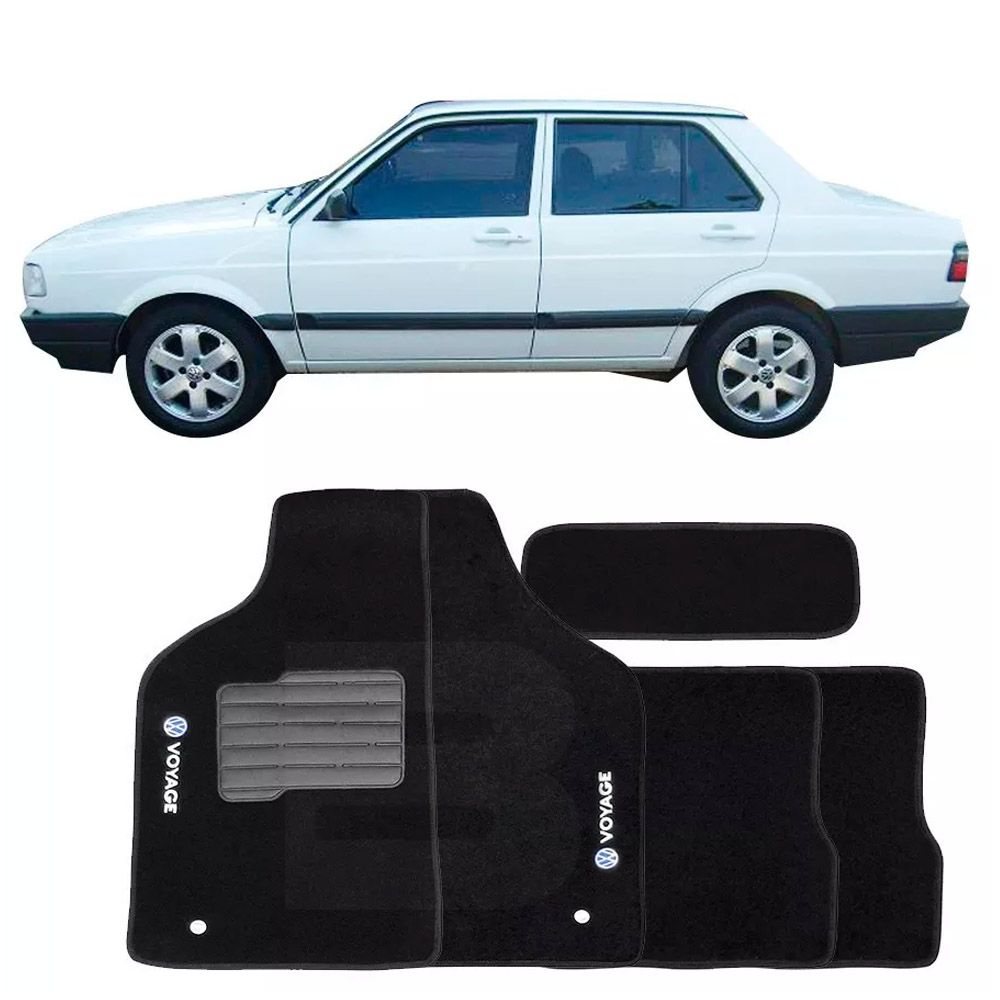 Tapete Carpete Tevic Volkswagen Voyoge 1985 86 87 88 89 90 91 92 93 94 95
