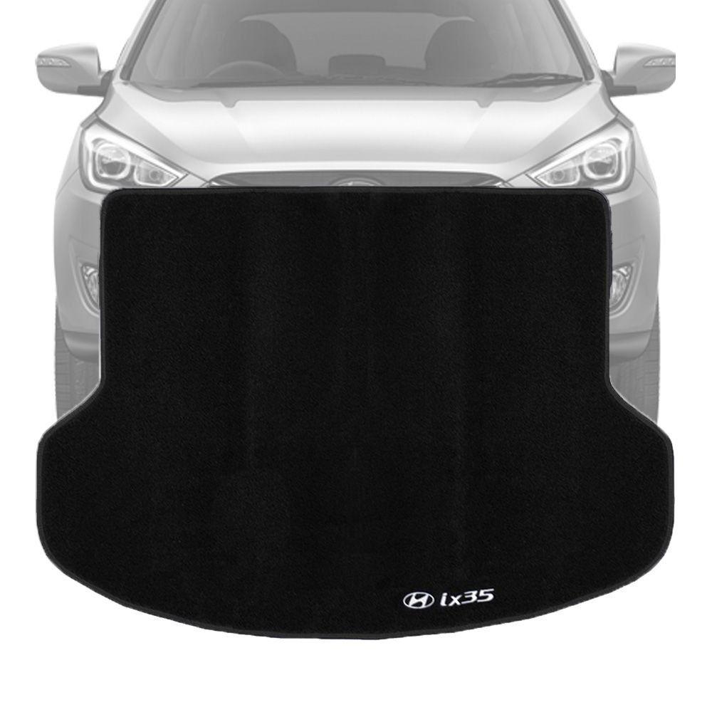 Tapete Carpete Porta Malas Tevic Hyundai Ix35 2011 12 13 14 15 16