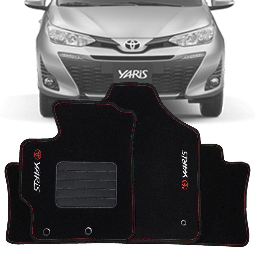 Tapete Carpete Tevic Toyota Yaris 2018 19