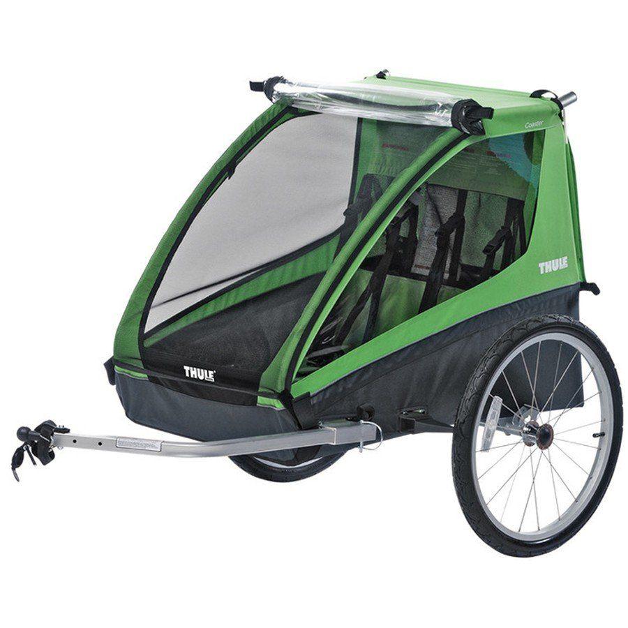 Trailer Carrinho Para Bicicleta Bike Thule Cadense 2 Transporte de Crianças com Capadidade de 45 Kg