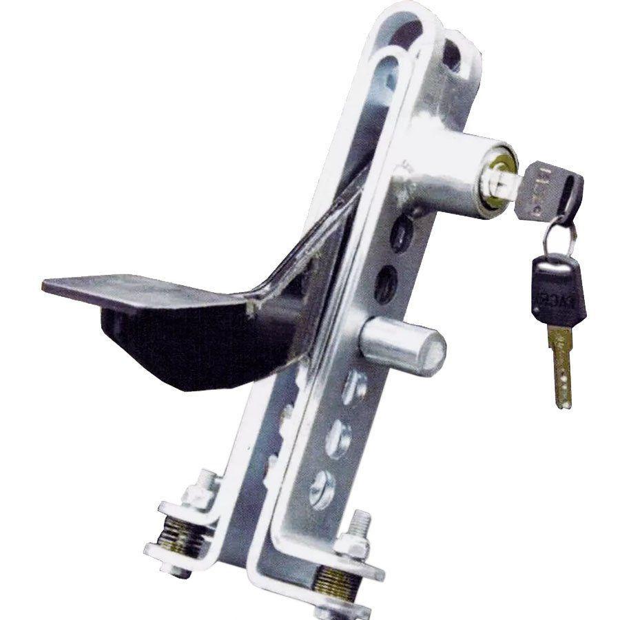 Trava Antifurto Pedal Nissan March 2012 13 14 15 16 17 18 19