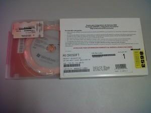Licenca Windows Vista Home Basic Portugues *Oem*