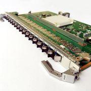 F. OLT HUAWEI PLACA GPHF 16 GPON C+ (MA5800)