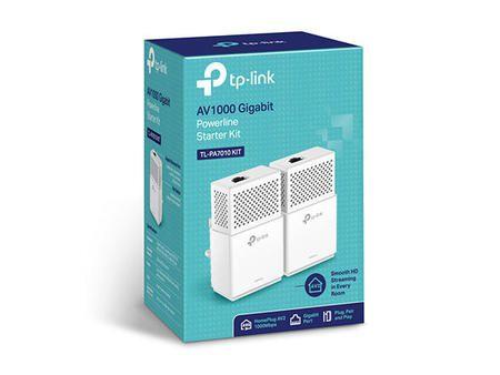 Adaptador Extensor De Alcance Wifi Tp-Link TL-PA7010 Kir 600/1000mbps