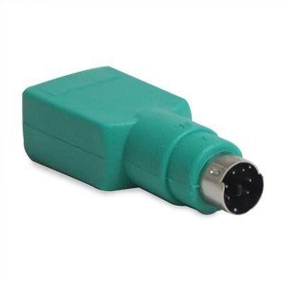 Adaptador Ps2 P/ Usb Fca-01b Verde ()