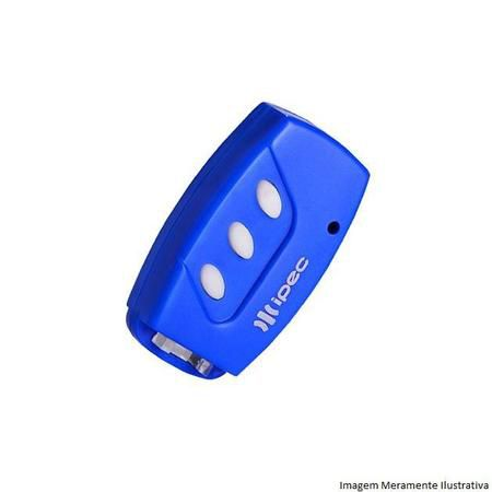 Alarme Transmissor 3 Canais 433,92Mhz Saw Azul A2013-AZ TX Deco