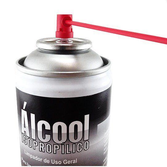 Alcool Isopropilico 227ml Aerosol (Onu 1950)