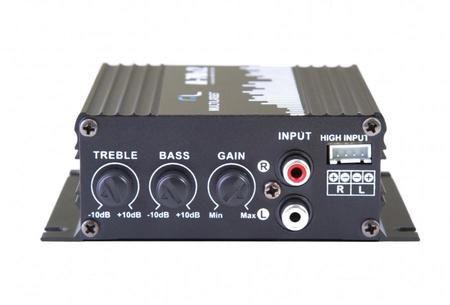 Amplificador Automotivo 70w Au902