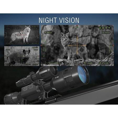 Atn Xsight X Sight 3-14x 4k Pro