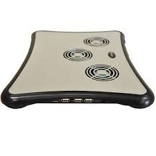 Base C/ Cooler P/ Notebook C/ 3 Coolers C/ Hub Usb Ref.60 4431