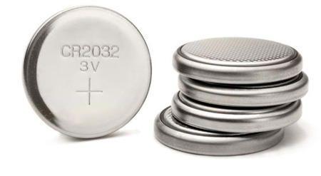 Bateria Placa Mae Cr2032 Cartela Com 5 Unidades