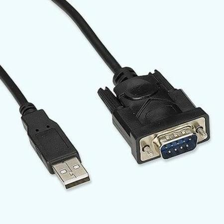 Cabo Adaptador Usb P/ Serial (Rs232) Feasso Fca-06b