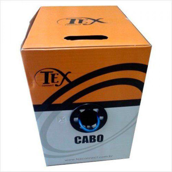 Cabo De Rede Sinal Cat.5 (4 Pares) 300m Multitoc Muca1880 Em Caixa