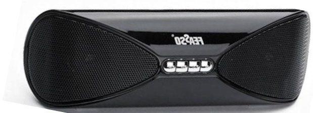 Caixa De Som Portatil Hi-F Usb C/ Radio Fm Fasom-30