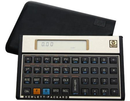 Calculadora Hp 12c Financ.