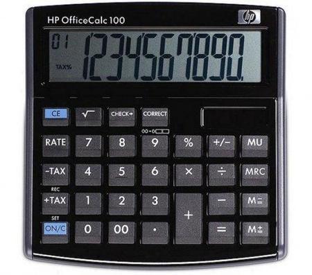 Calculadora Hp Office Calc 100 *.