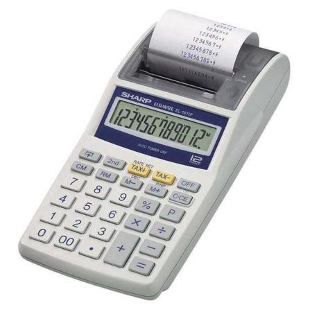 Calculadora Sharp El-1611 C/Impr. Biv