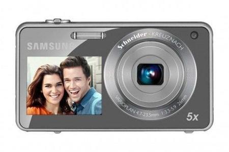 Camera Digital Samsung Pl-120 14.2 Megapixels Lcd Frontal (Prata) **, Samsung