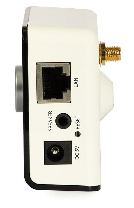 Camera Ip Tp-Link Tl-Sc3130g 1p Lan Audio 640x480 Jpeg E Mpeg-4