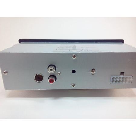 Carro Toca Mp3 P/ Carro Satellite Au530 Am/Fm/Mp3/ Usb/Sd Card