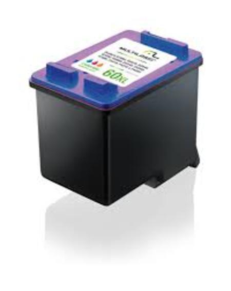 Cartucho Impressora Comp. P/ Hp Mod. 60 Colorido Co60c