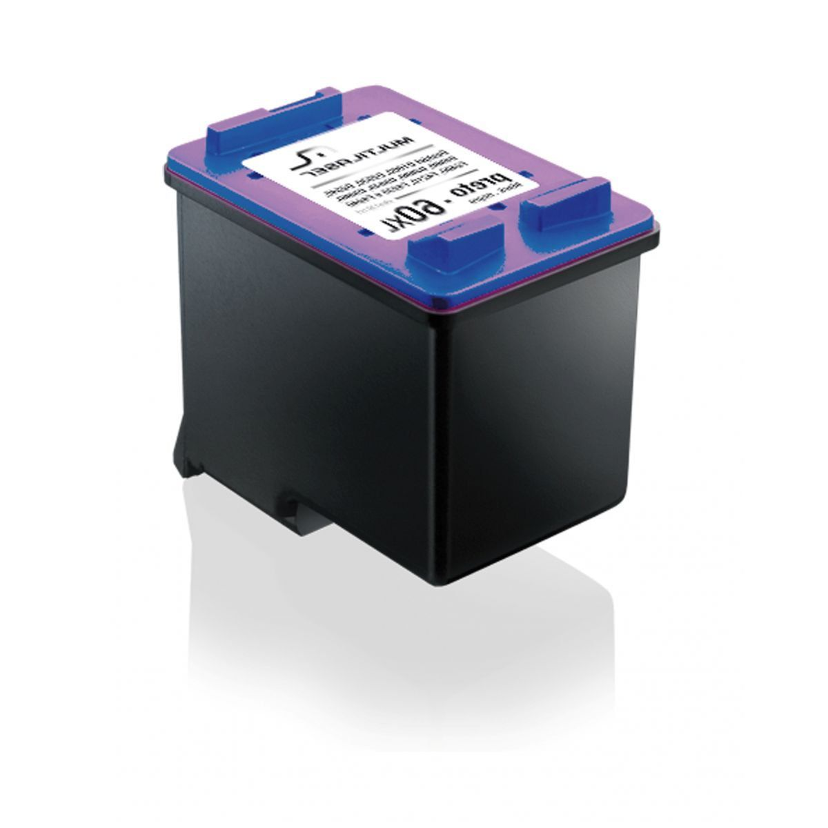 Cartucho Impressora Comp. P/ Hp Mod.60 Preto Co60p