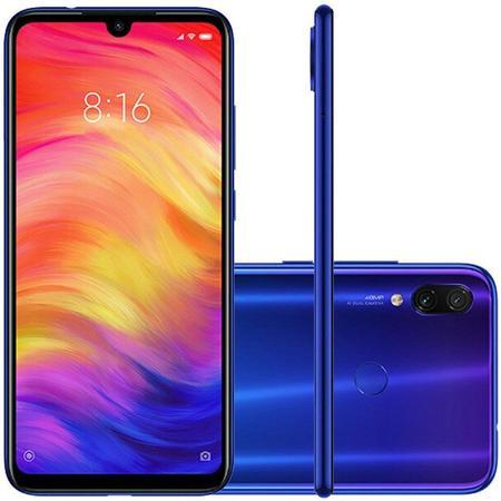 Celular Huawei Honor 8x 64gb 4gb Ram Global Blue