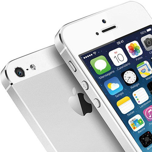 Celular Iphone 5 16gb A1428 Branco