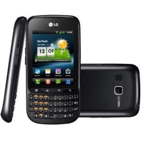 Celular Lg T-310 4bd 1chip Preto