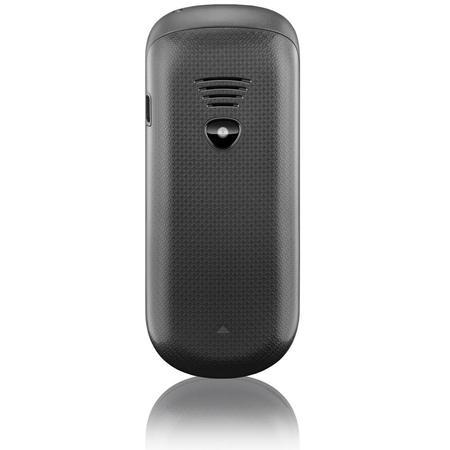 Celular Multilaser Max4s 4chip Quadri Cam Mp3/4 Fm Lanterna Preto/Cinza P3219