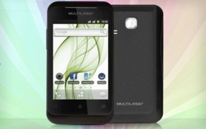 Celular Multilaser Orion 2chip/Android/Wifi/Cam/Touch P3181