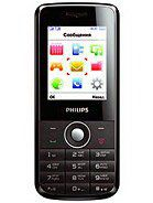 Celular Philips X-116 Gsm900/1800 Dual Chip Black **, Philips