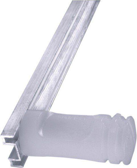 Cerca - Haste/Perfil P/ Cerca M2 X 75cm C/4 Isolante