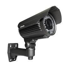 Cftv Camera Infra 1/4 420tvl 15m 3.6mm Gs1415s Tubular Preto Sony