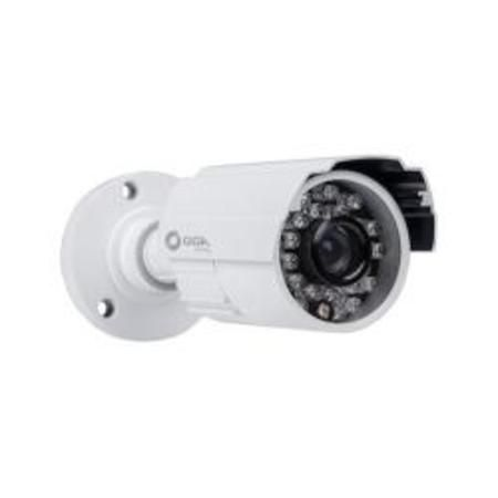 Cftv Camera Infra 1/4 420tvl 15m 3.6mm Gs1415sb Tubular Branco Sony