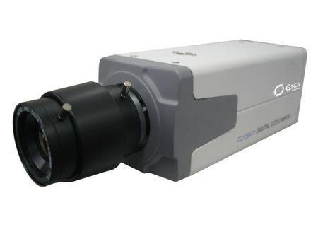 Cftv Camera Profissional 1/3 700tvl Gs700e Sony (Sem Lente)