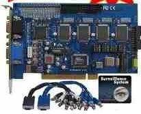 Cftv Placa Pci Geovision Gv800 8.30 (Modelo Novo)
