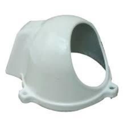 Cftv Protetor Camera Dome Branco