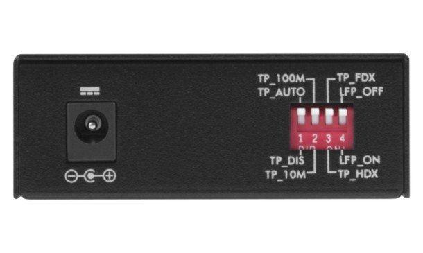 Conversor Midia Fast Ethernet Monomodo 20km Wdm-Kfsd 1120b