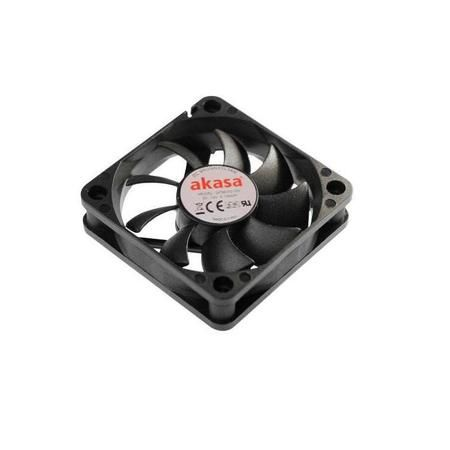 Cooler De Gabinete 80x80x25 Akasa Mod Dfs802512h