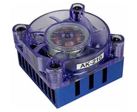 Cooler P/ Chipset Vga Akasa 40x40 Ak210