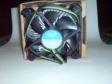 Cooler P/ Proc. Intel I3-I5 Original *Oem*