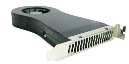 Cooler P/ Slot Pci Casefan (Myp/Pci-X5)