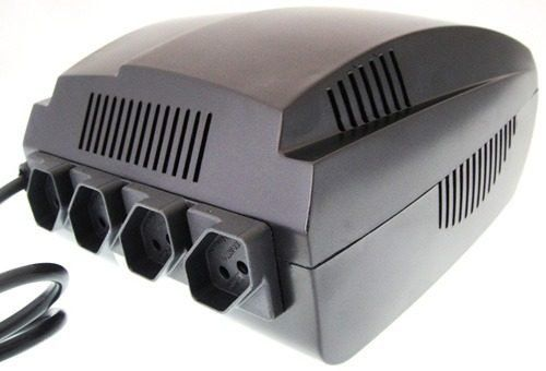 Estabilizador Fiolux 500va In330pr Bivolt (Protetor)