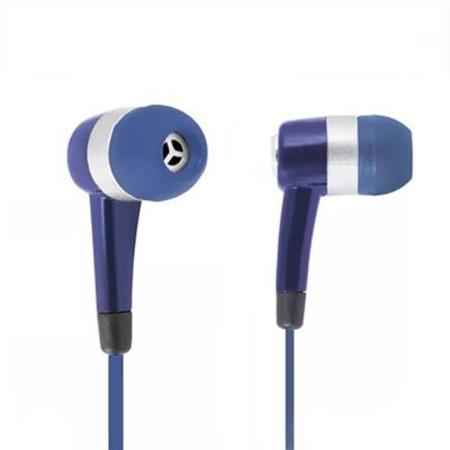 Fone de Ouvido C/ Microfone Azul 6011535