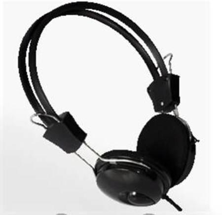 Fone De Ouvido Maxxtro 320a C/ Microfone Jh-0808 Preto