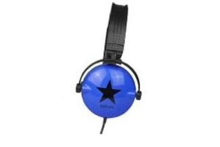 Fone De Ouvido Mix Stile Estrela (Colorido) Hf-500