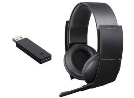 Fone Headset Wireless Sony Ps3 7.1 Surround